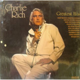 Charlie Rich - Greatest Hits - LP