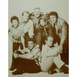 Cheers - Cast - Sepia Print