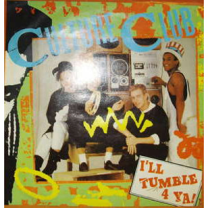 "Culture Club - I'll Tumble 4 Ya! - 7 - Vinyl - 7"""