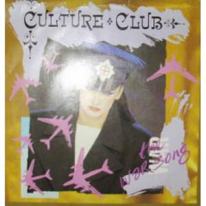 """Culture Club - The War Song - 7 - Vinyl - 7"""""""