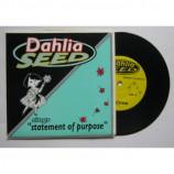 Dahlia Seed/Garden Variety - Statement Of Purpose - 7