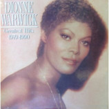 Dionne Warwick - Greatest Hits 1979-1990 - LP