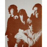Doors - Group Shot - Sepia Print