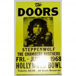 Doors - Hollywood - Concert Poster