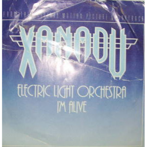 Electric Light Orchestra - I'm Alive - 7 - Vinyl - 7""