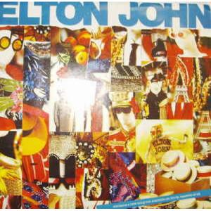 "Elton John - I Don't Wanna Go On With You Like That - 7 - Vinyl - 7"""