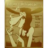 Free Wheelin' Franklin - Free Wheelin' Franklin - Sepia Print