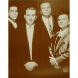 Good Fellas - Cast - Sepia Print
