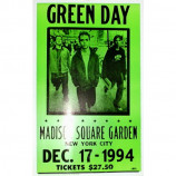 Green Day - Madison Square Garden - Concert Poster