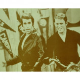 Happy Days - Ron Howard & Henry Winkler - Sepia Print