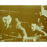 Hustler - Jackie Gleason & Paul Newman - Sepia Print