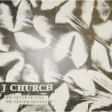 J Church - She Never Leaves the Neighborhood - 7