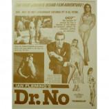 James Bond - Dr. No - Sepia Print