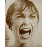 Janet Leigh - Psycho - Sepia Print