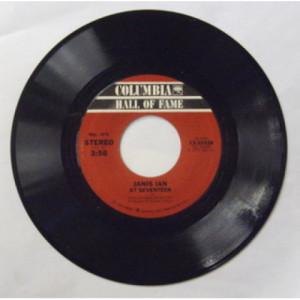 """Janis Ian - At Seventeen - 7 - Vinyl - 7"""""""