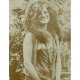 Janis Joplin - In Glasses - Sepia Print