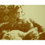 Janis Joplin - Pussy Cat - Sepia Print