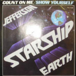 Jefferson Starship - Count On Me - 7