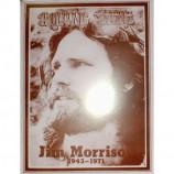 Jim Morrison - Rolling Stone Cover - Sepia Print