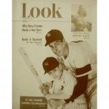 Joe D'Maggio - Look Magazine Cover - Sepia Print