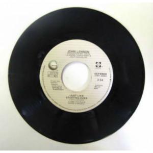 John Lennon - (Just Like) Starting Over - 7