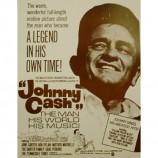 Johnny Cash - The Man His World… - Sepia Print