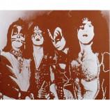 Kiss - Group Shot - Sepia Print