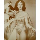 Linda Carter - Wonder Woman - Sepia Print