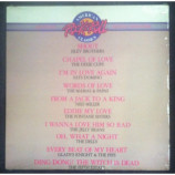 Mamas & Papas, Jelly Beans, Fifth Estate, etc. - American Rock N Roll Classics - LP