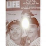 Mantle & Maris - Life Cover - Sepia Print
