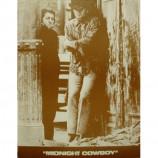 Midnight Cowboy - John Voight & Dustin Hoffman - Sepia Print