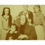 Munsters - Cast - Sepia Print