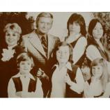 Partridge Family - Cast - David Cassidy, Susan Dey - Sepia Print