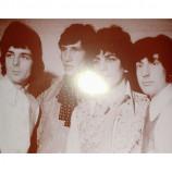 Pink Floyd - Group Shot - Sepia Print