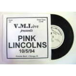 Pink Lincolns - V.M.L. Live Presents: 10/5/94 Fireside Bowl-Chicago, IL - 7