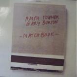 Ralph Towner & Gary Burton - Matchbook - LP