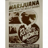 Reefer Madness - Movie Promotion - Sepia Print