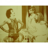 Rocky Horror Picture Show - Tim Curry Susan Sarandon - Sepia Print