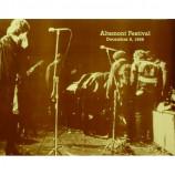 Rolling Stones - Altamont Festival - Sepia Print