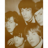 Rolling Stones - Group Shot - Sepia Print