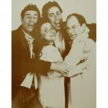 Seinfeld - Cast - Sepia Print