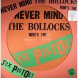 Sex Pistols - Never Mind The Bollocks RSD 2016 Pic Disc - LP