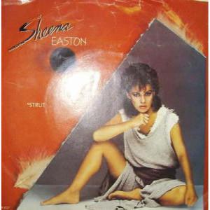 "Sheena Easton - Strut - 7 - Vinyl - 7"""