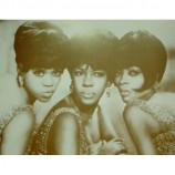Supremes - Group Shot - Sepia Print