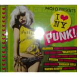 Various Artists - Mojo Presents I Heart NY Punk - CD