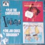 Ventures - Play The Carpenters/Jim Croce Songbook - CD