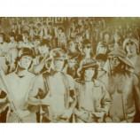 Warriors - Warriors - Sepia Print