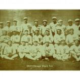 White Sox - 1919 Chicago White Sox - Sepia Print