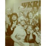 WKRP In Cincinnati - Cast - Sepia Print