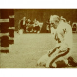 Y.A. Tittle - New York Giants - Sepia Print